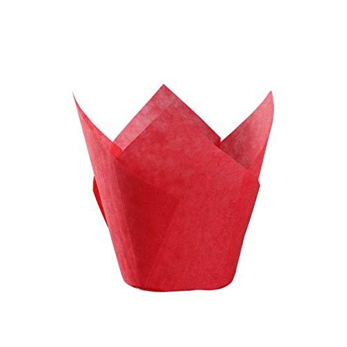 BESTONZON 50 Stücke Cupcake Wraps...