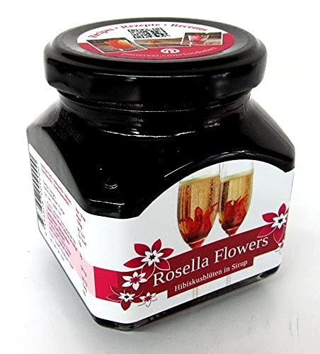 Rosella Flowers Wild Hibiscus in...