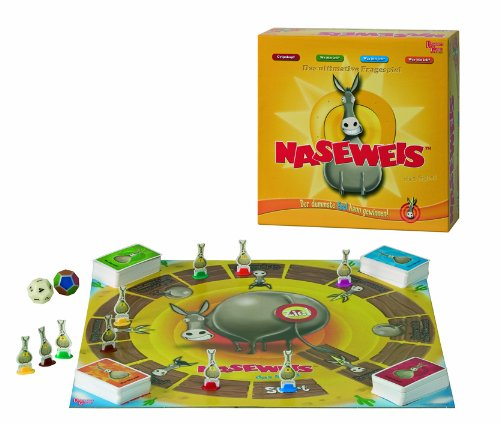 University Games 01365 - Naseweis