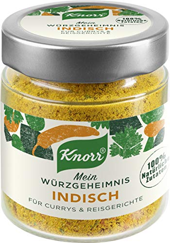 Knorr Mein Würzgeheimnis Indisch...
