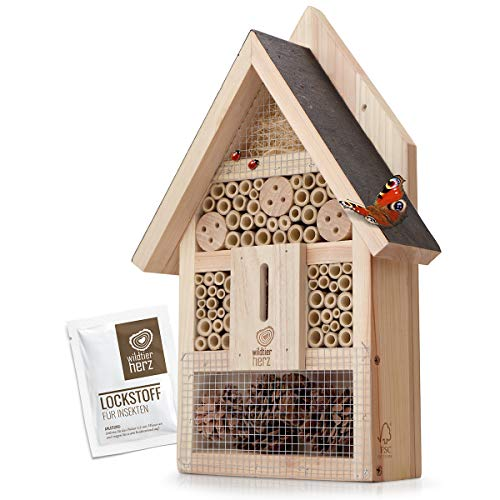 wildtier herz | Insektenhotel -...