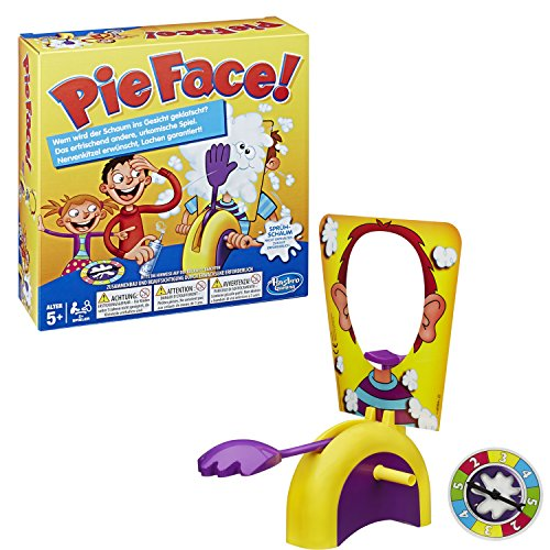 Hasbro Gaming B7063100 - Pie Face...