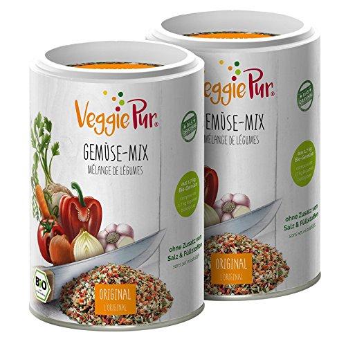 VeggiePur Bio Gemüse-Mix im 2-er...