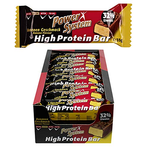 Power System High Protein Bar,...