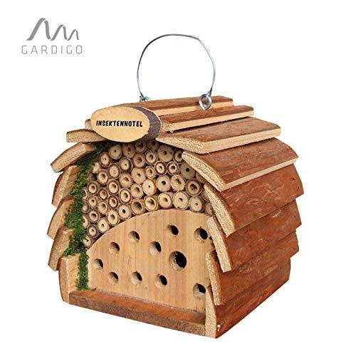 Gardigo Insektenhotel für Bienen &...