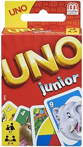 Mattel Games 52456 - UNO Junior...