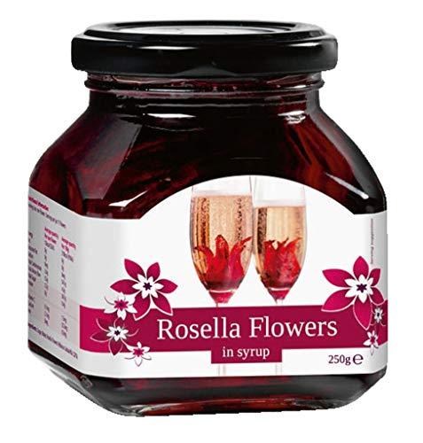 Rosella - Wild Hibiscus in Sirup -...