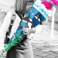 Schultüte Delfin für Mädchen und Jungs