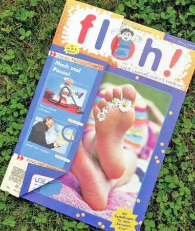 Geschenk zur Einschulung: Zeitungsabo