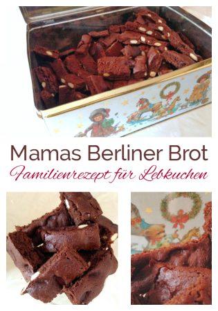 Berliner Brot nach legendärem Rezept meiner Mutter