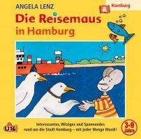 Urlaub mit Kindern. Hörbuch Reiseführer Hamburg für Kinder
