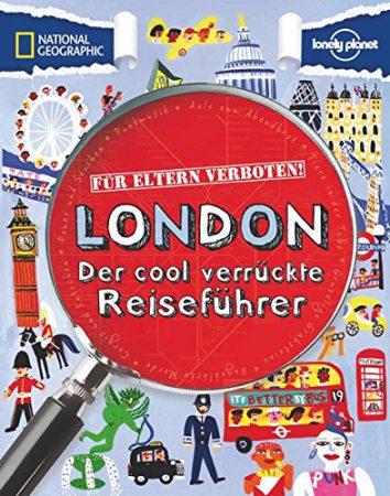 Urlaub mit Kindern. Reiseführer für Kinder London