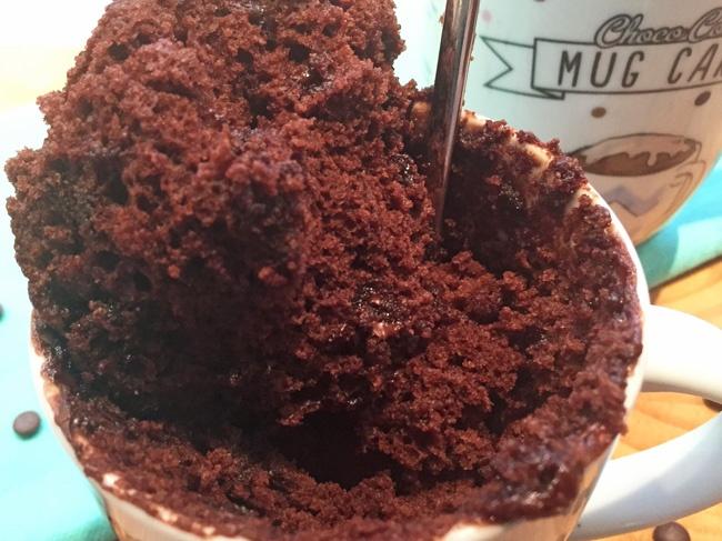Tassenkuchen Mug Cake Vegan Einfach Stephie