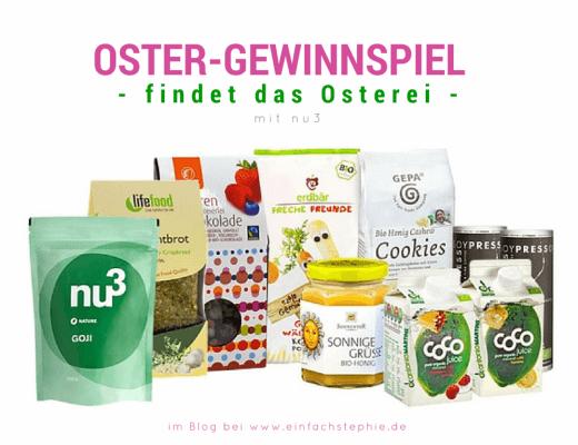 Oster-Gewinnspiel mit nu3