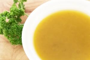 Vegan / vegetarisch Grillen - Zitronenmarinade