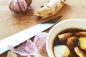 Vegan / vegetarisch Grillen - Asia-Marinade für Gemüse