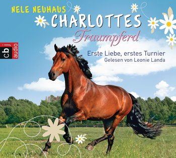 Hörbuch Charlottes Traumpferd von Nele Neuhaus