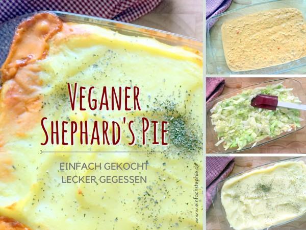 veganer Shephard's Pie