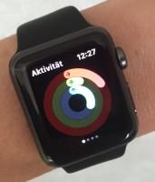 Aktivitäts-Aufzeichnung Apple Watch