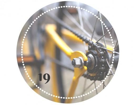 Sport-Adventskalender Türchen 19: Fahrrad