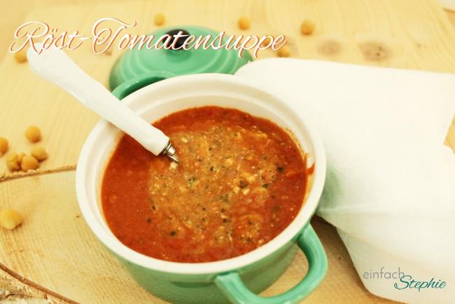 Röst-Tomatensuppe Titelbild