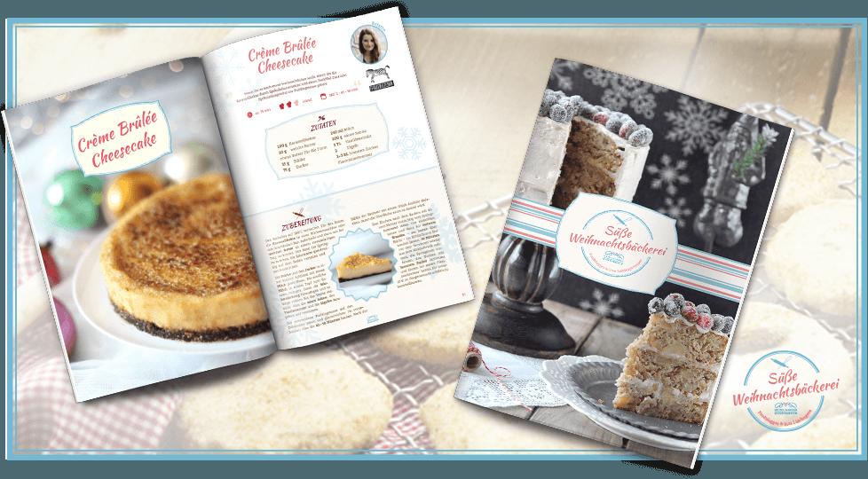Rezeptbuch Süße Weihnachtsbäckerei