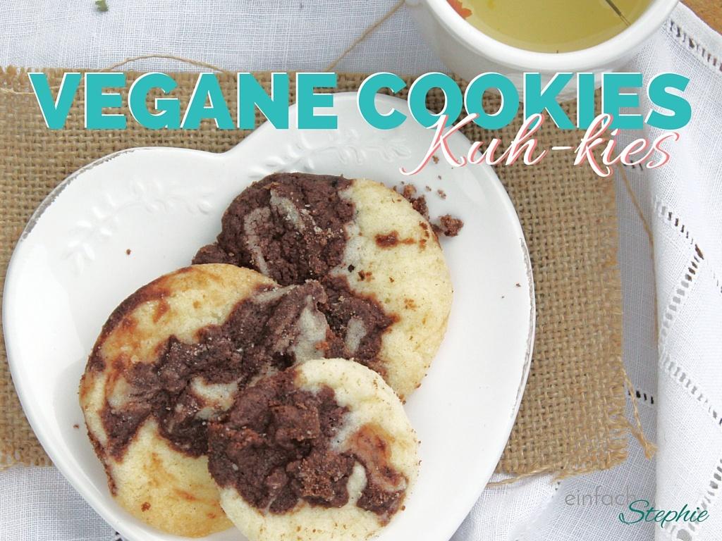 "Vegane Cookies ""Kuh-kies"" Titelbild"