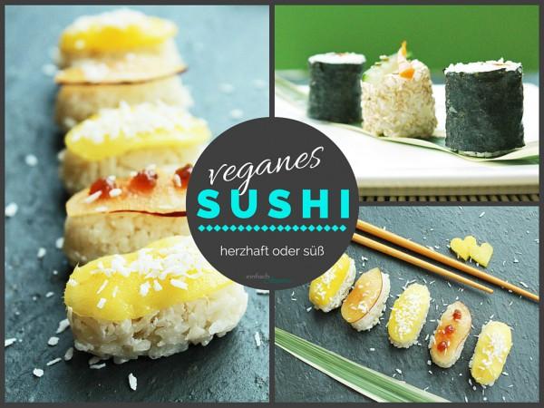 veganes sushi selbst machen rezepte und ideen einfach stephie. Black Bedroom Furniture Sets. Home Design Ideas