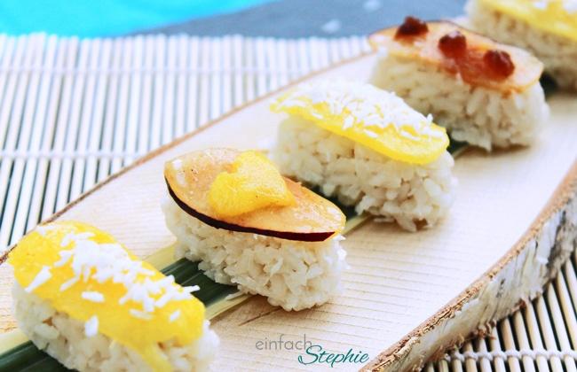 veganes sushi selbst machen rezepte und ideen se variante - Selbst Machen