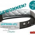 Gewinner Jawbone Up3