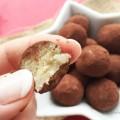 Marzipankartoffeln einfach selbst machen - Probierstück