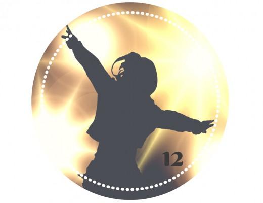 Sport-Adventskalender Türchen 12. Tanzen