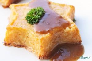 Kartoffelgratin vegan: Sterneküche