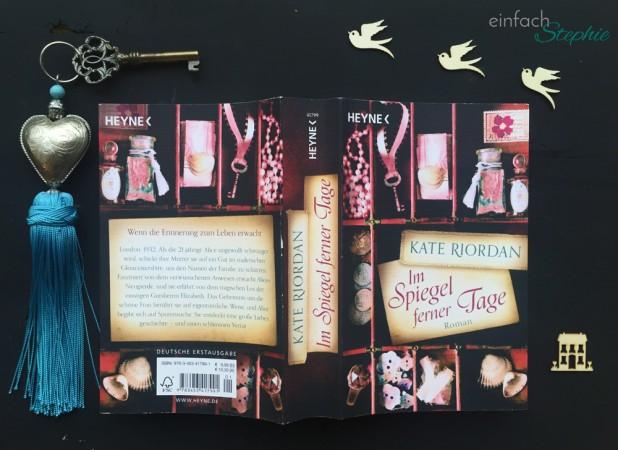 Rezension: Im Spiegel ferner Tage  von Kate Riordan Buch mit Klappentext