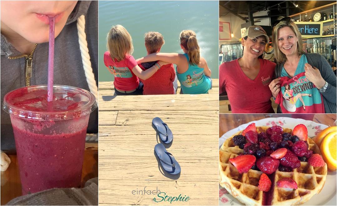 Florida mit Kindern: Leckerstes Frühstück bei Sweet Brewnette
