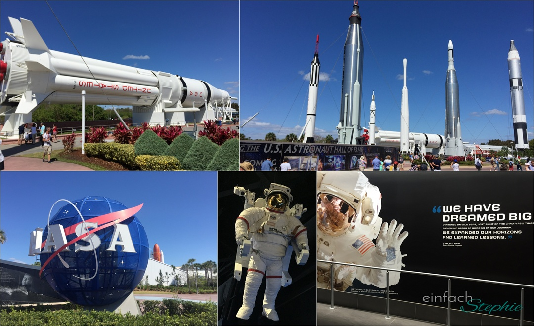 Florida mit Kindern: Kennedy-Space-Center