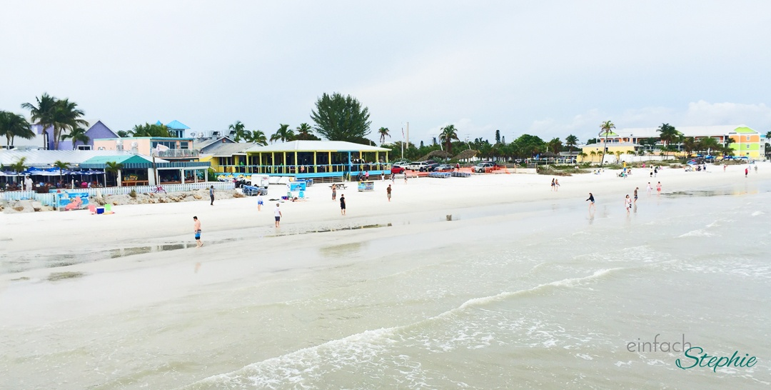 Florida mit Kindern: Ft. Myers Beach