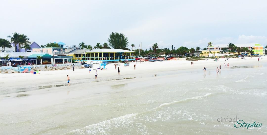 Florida mit Kindern: Ft. Myers Beach