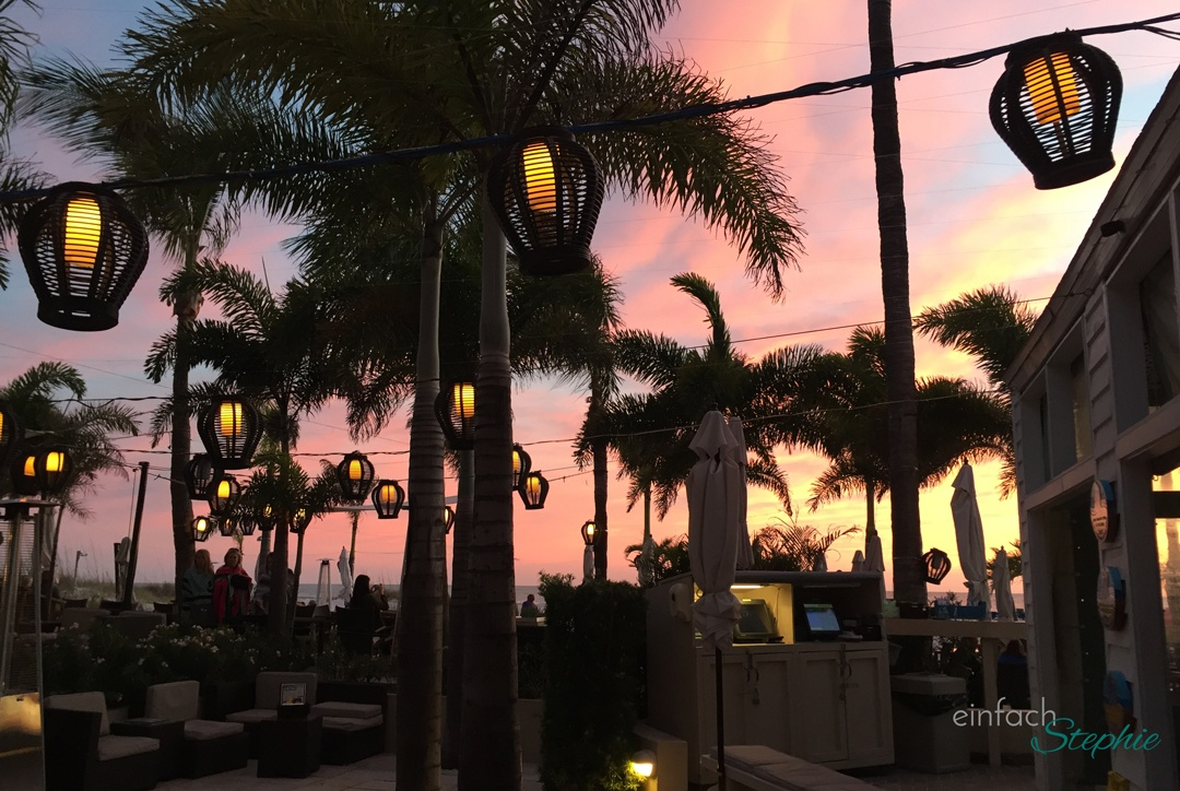 Florida mit Kindern: St. Petersburg Beach am Jimmy Bs