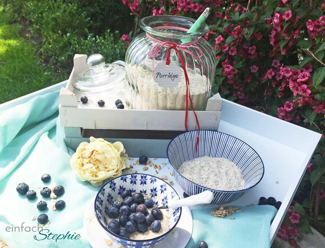 porridge selber machen ganz einfach einfach stephie. Black Bedroom Furniture Sets. Home Design Ideas