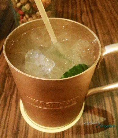 Bewegendes im Mai 2016: Moscow Mules