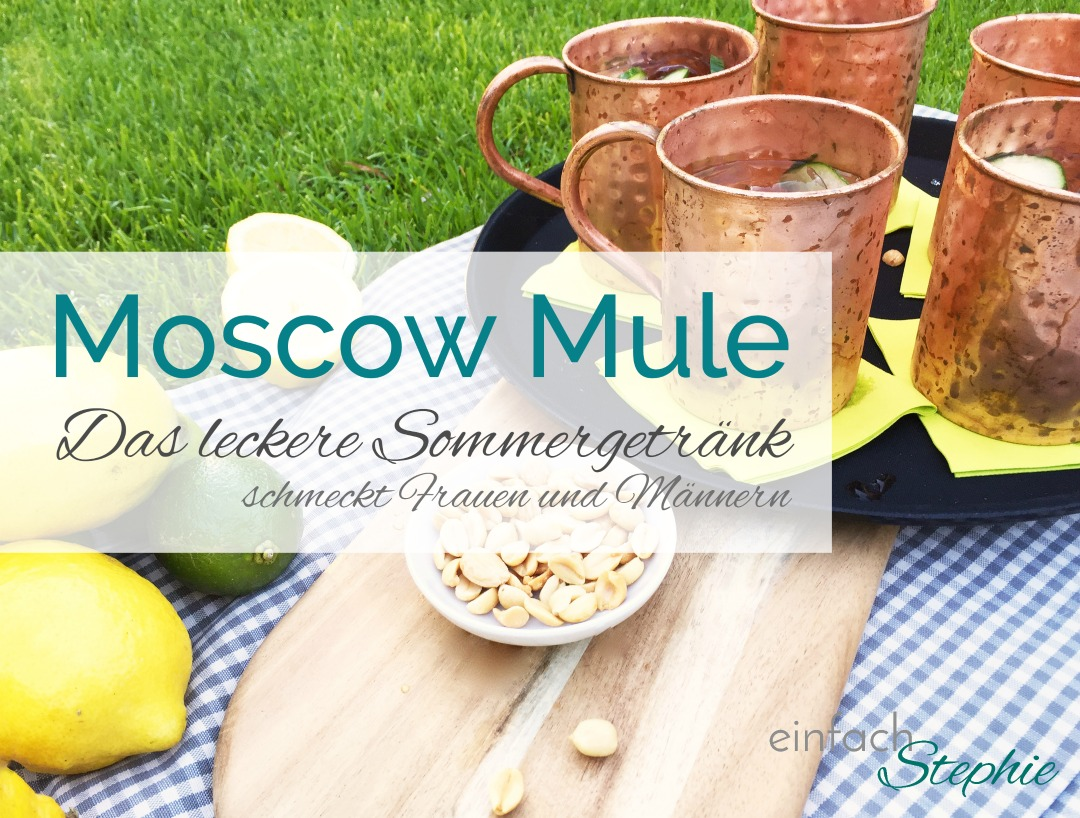 Cocktail Moscow Mule Titelbild