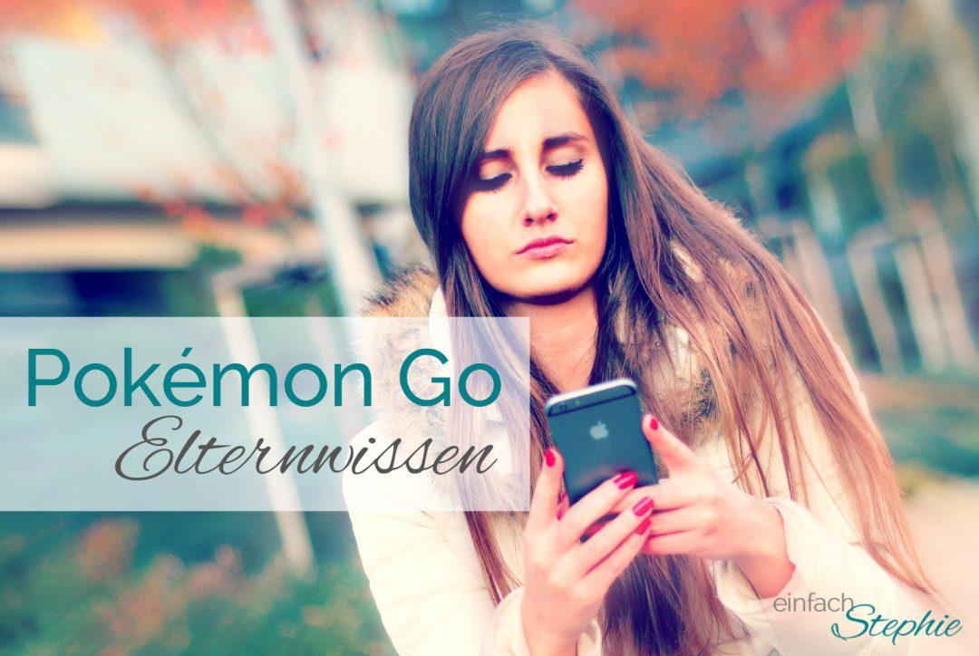 Pokemon Go Elternwissen. Titelbild