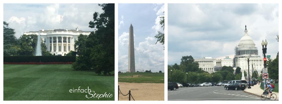 Washington D.C. Sehenswürdigkeiten