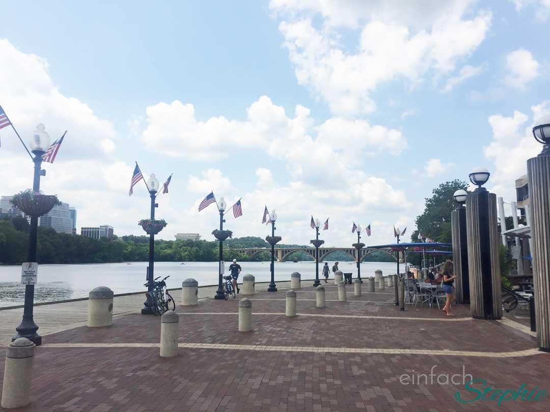 Washington D.C. Waterfront