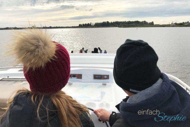 Bewegendes im Oktober 2016: Hausboot Ferien