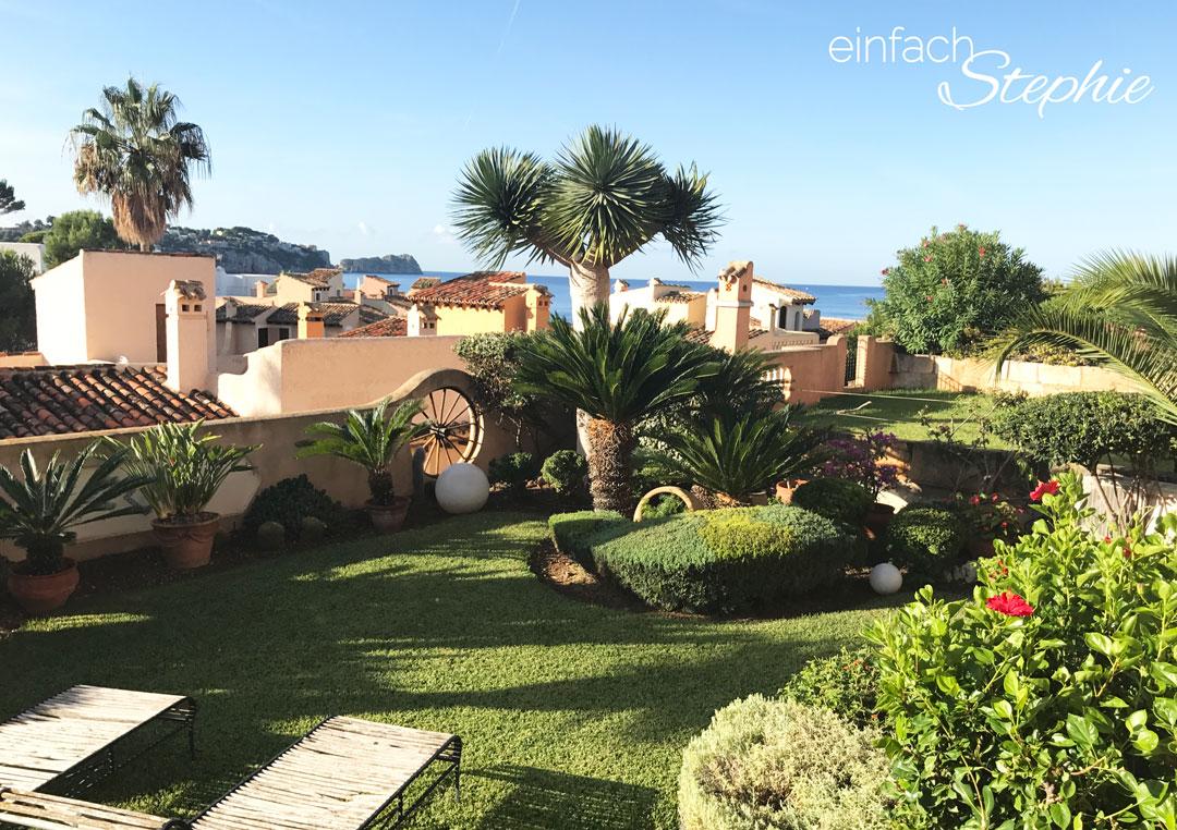 Bewegendes im Oktober 2016: Sonne tanken auf Mallorca