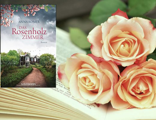 Das Rosenholzzimmer. Buchcover