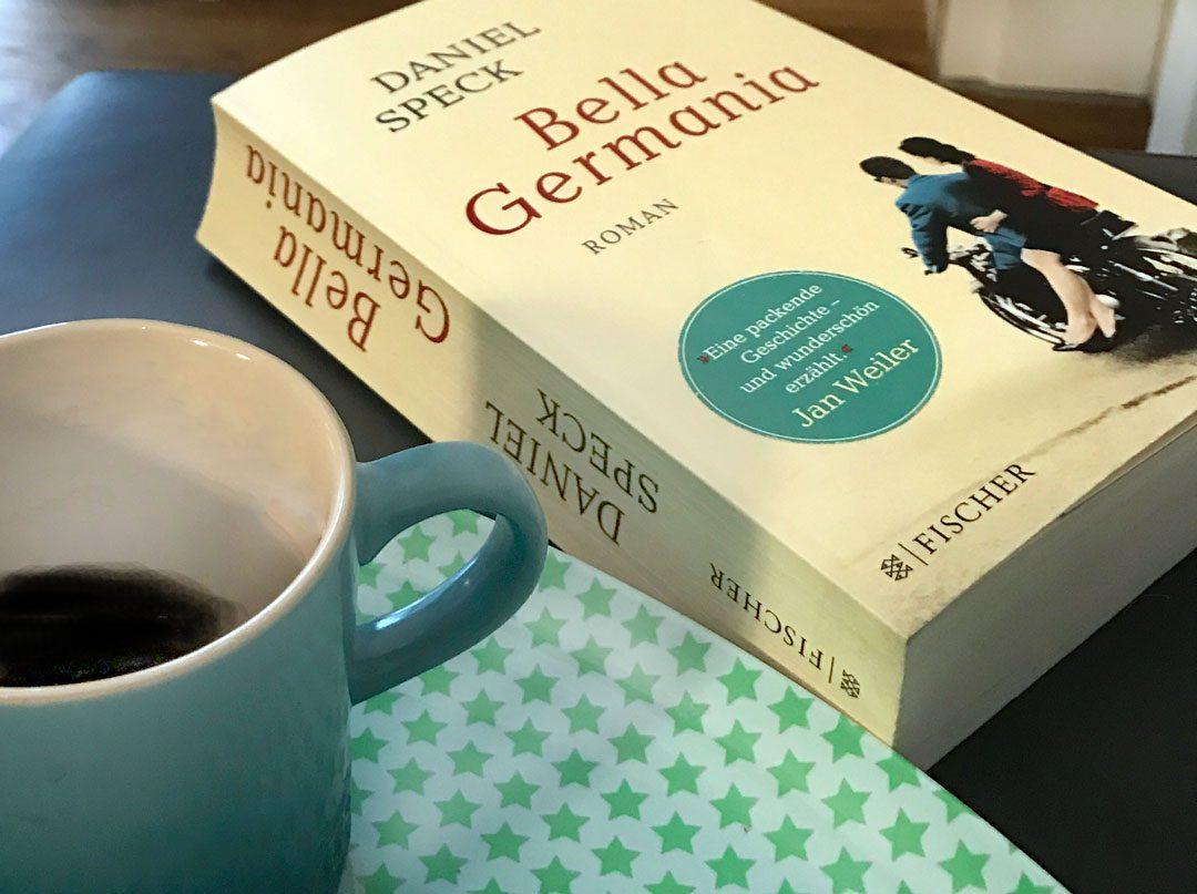 Roman für den Urlaub: Bella Germania