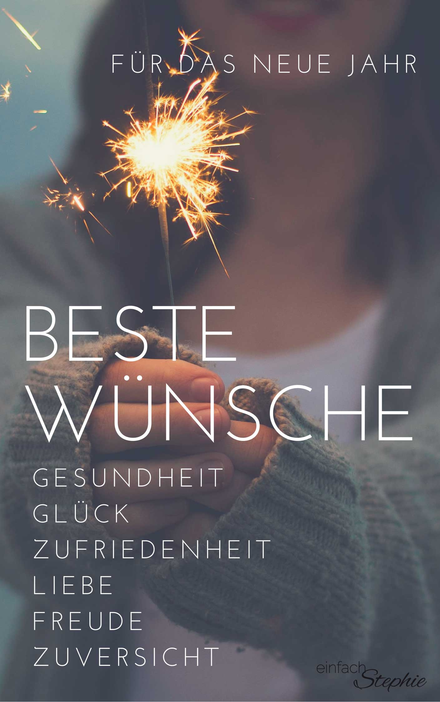 Silvestergrüße Whatsapp 2018/19. Kostenloser Download